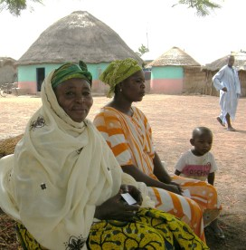 Women of Dalun village in Ghana's Northern Region, talk about their hopes that their children, especially their daughters, learn to read and write; the women did not have that opportunity.